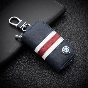 BMW Leather Key Holder